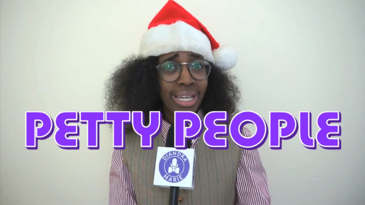 get your life-petty people